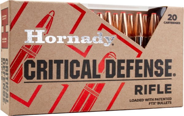 Photo of Critical Defense Rifle from Hornady®