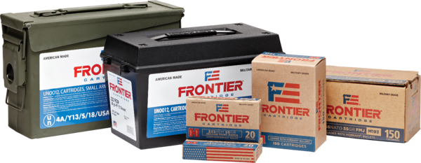 Frontier® - Hornady Manufacturing, Inc