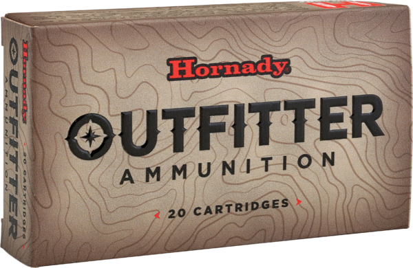 Photo of Outfitter Ammunition from Hornady®