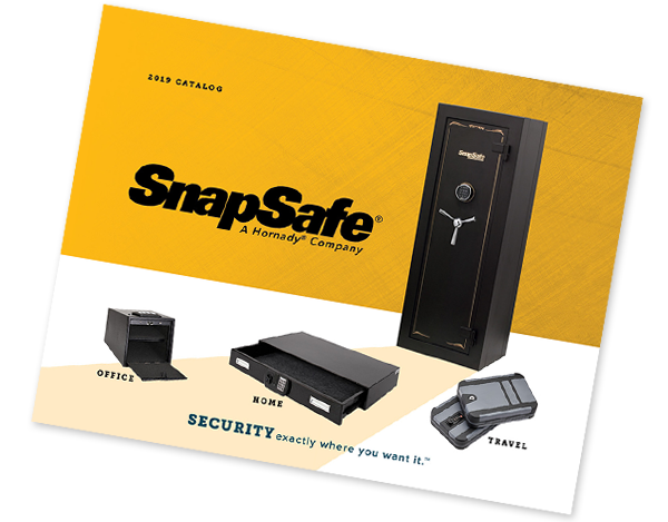 Photo of SnapSafe® Catalog