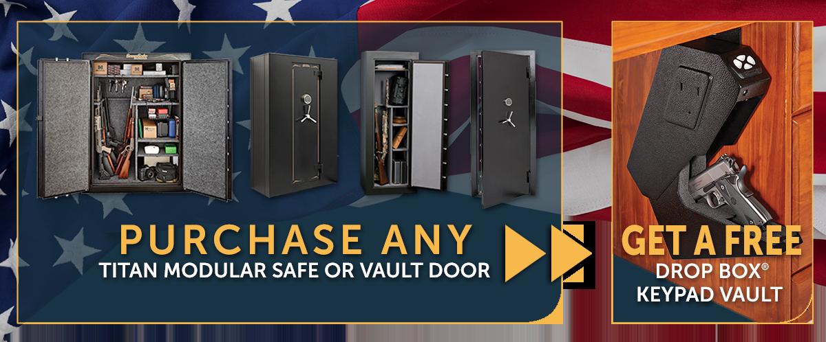 Modular Safes and Vault Safes