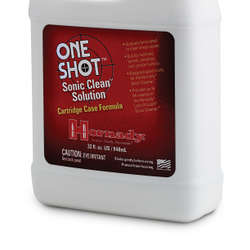 Photo of One Shot Sonic Clean Cartridge Case Solution