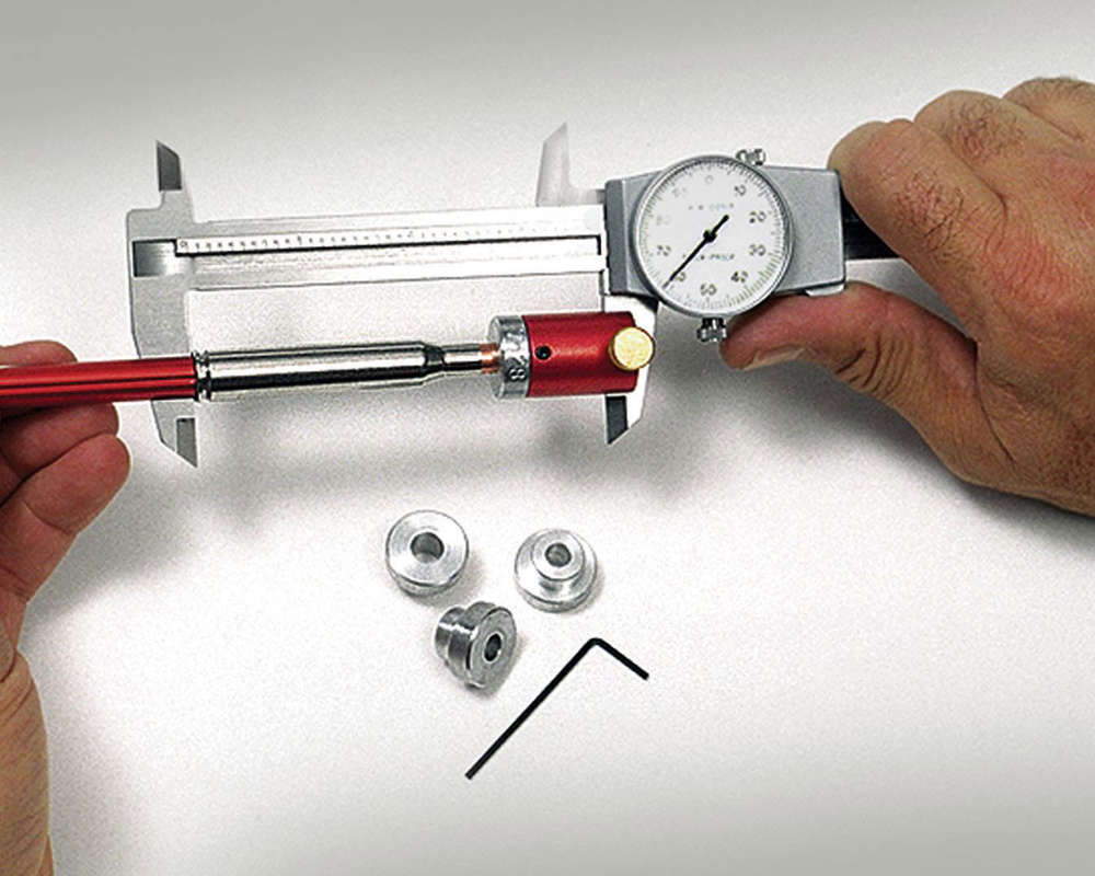 Lock-N-Load® Bullet Comparator - Hornady Manufacturing, Inc