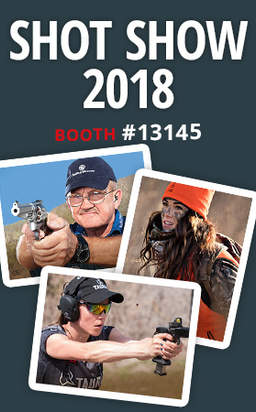 Hornady® Announces 2018 SHOT Show appearances at Booth 13145