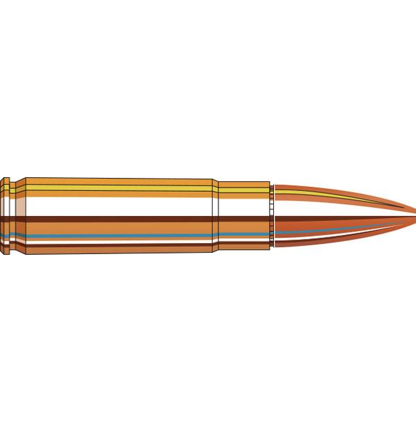 300 Blackout Ballistics: 300 Blackout 125 Gr HP American Gunner®