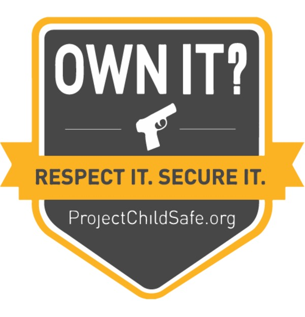 Project ChildSafe Sheild Logo