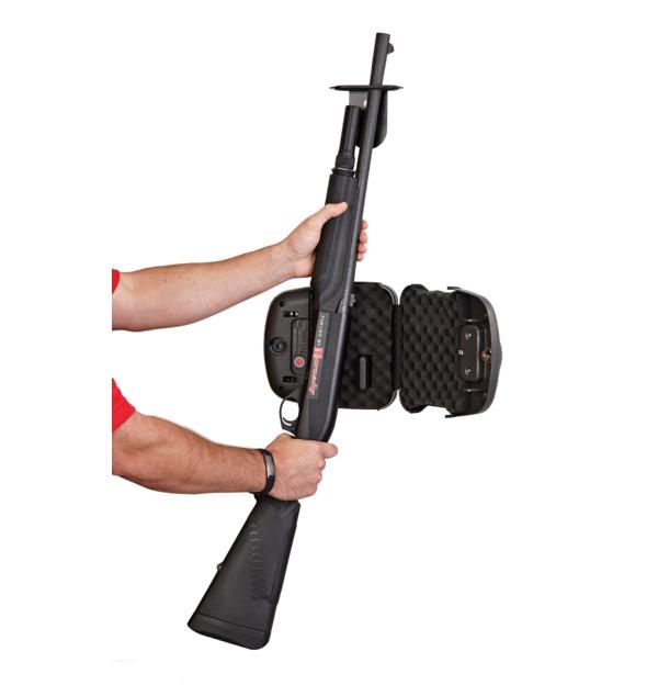 Hornady Rapid Safe Shotgun Wall Lock The Gun Parlor