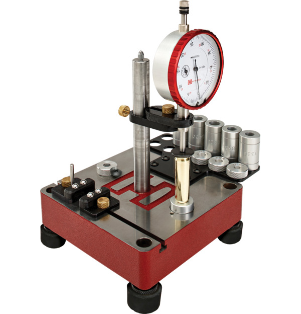 Photo of Precision Measurement Station
