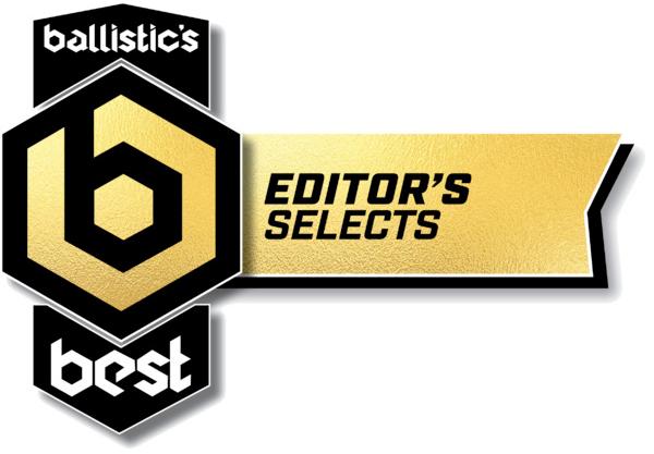 Ballistic's Best: Editors Selects Logo