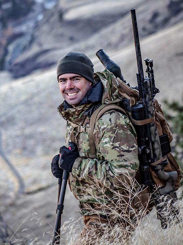 Sean Murphy photo in wilderness