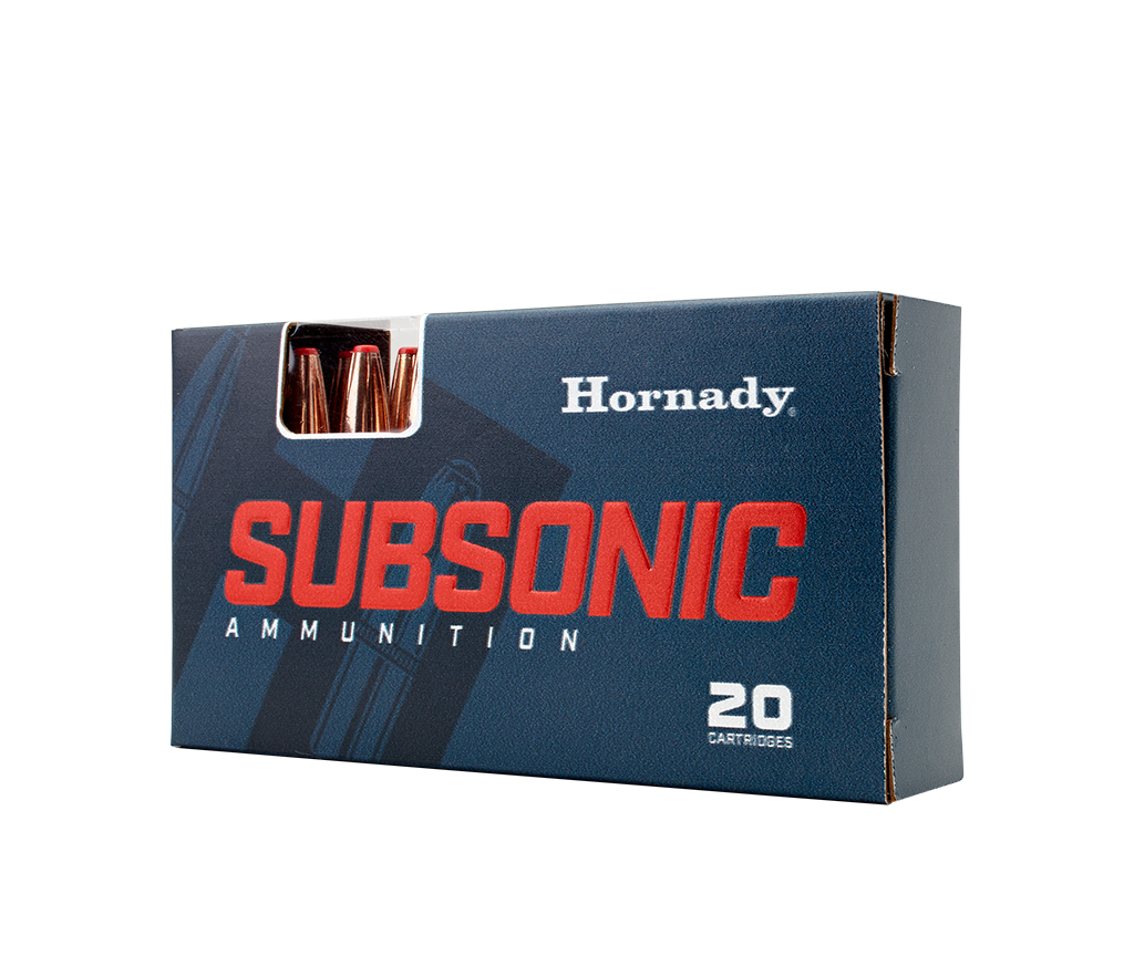 Subsonic - Hornady Manufacturing, Inc