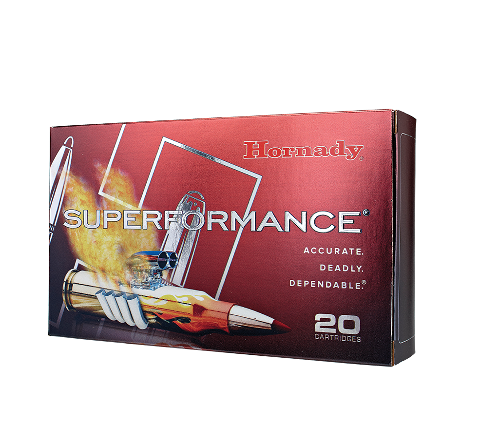 Superformance® - Hornady Manufacturing, Inc