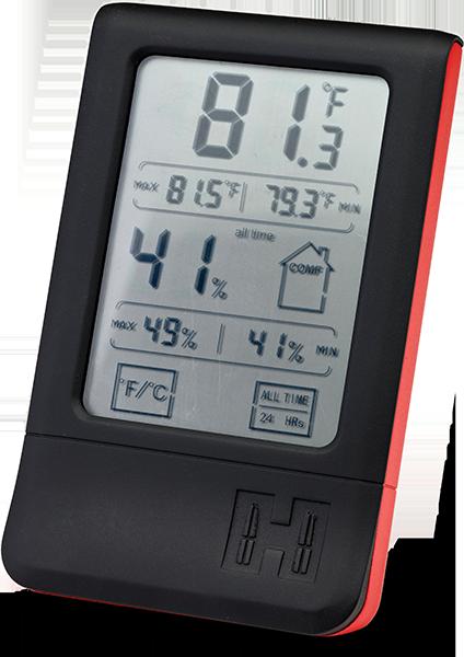 Photo of Digital Hygrometer