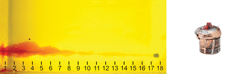 Steel gel image