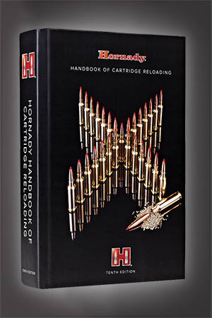Hornady® 10th Edition Handbook of Cartridge Reloading now available as eBook