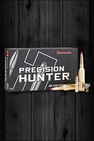 Hornady® Adds 6mm Creedmoor to Precision Hunter® Line
