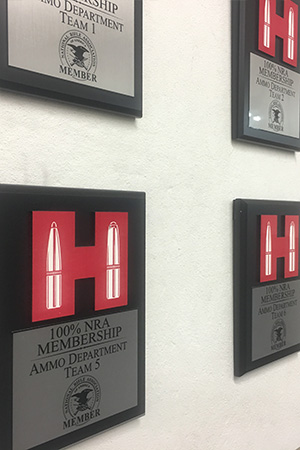 NRA Membership Drive at Hornady Manufacturing Exceeds Expectations