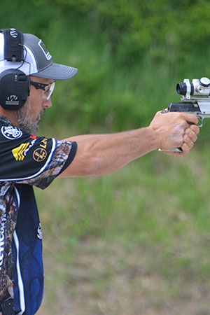 Team Hornady® shooter, Doug Koenig, wins a record-setting 18th Bianchi Cup