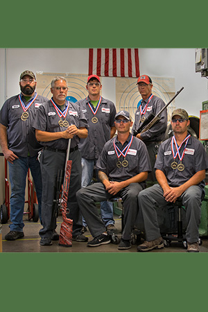 Hornady® Employees Dominate at Long Range Shooting Competition