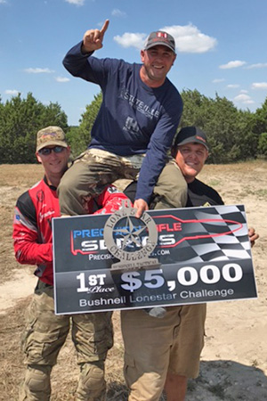 ELD® Match Bullets Lead Three Shooters to Place in Texas PRS Competition