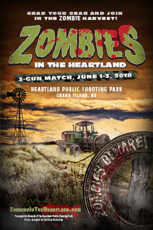 Hornady<sup>®</sup> Announces Dates of 2018 Zombies in the Heartland 3-Gun Match