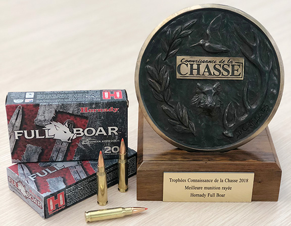 Full Boar Packaging with Chasse Award