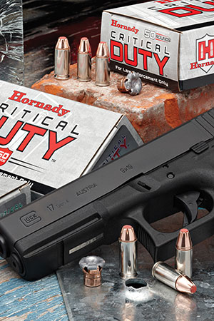 Hornady<sup>®</sup> Awarded FBI 9mm+P Service Ammunition Contract
