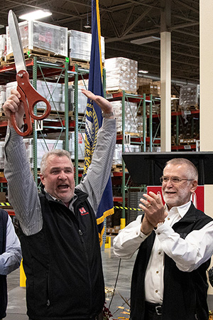 Hornady<sup>®</sup> Hosts Grand Opening of New Facility