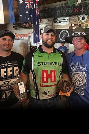 Team Hornady Shooter Berry Wins Texas PRS Match