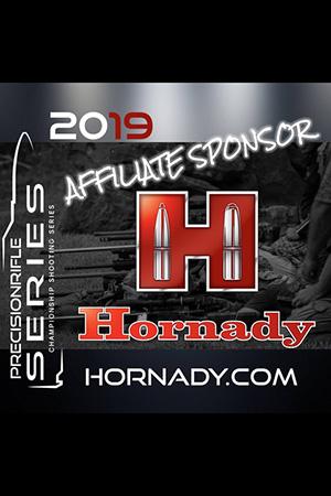 Hornady<sup>®</sup> Named PRS Affiliate Sponsor