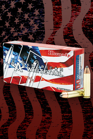 Hornady<sup>®</sup> Announces 450 Bushmaster 245 gr. American Whitetail<sup>®</sup> Ammunition