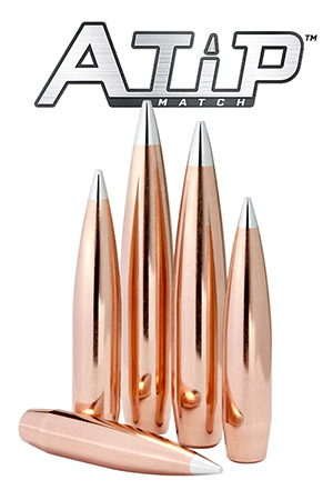 A-Tip™ Match Bullets Shot by 6 of Top 10 at PRS Finale