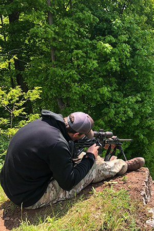Hornady<sup>®</sup> A-Tip™ Bullets Used to Win Allegheny Sniper Challenge