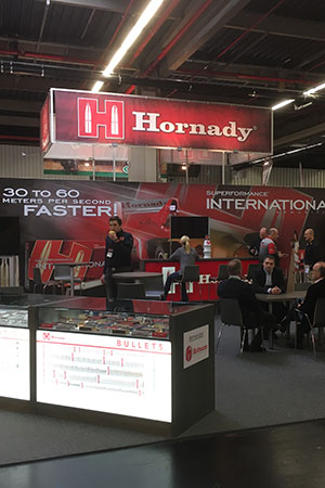 Hornady to Exhibit at 46th Annual IWA show