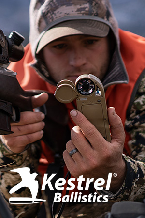 Hornady 4DOF Ballistic Trajectory Solutions Now Available in Kestrel Meter