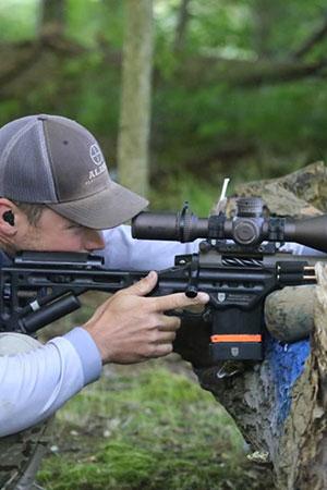 Hornady®-Sponsored David Preston Wins Southington Hunt Club PRS Challenge
