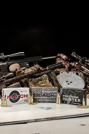Hornady® Receives Golden Bullseye Award for 6mm ARC Ammunition