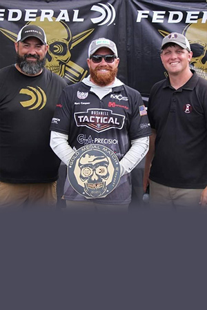 Team Hornady® Excels at Federal Gold Medal PRS Match