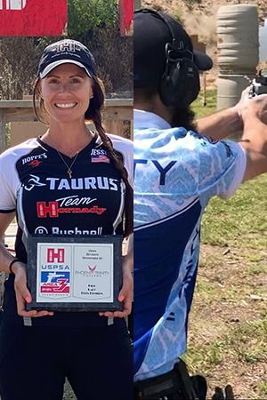 Team Hornady<sup>®</sup> Shooters Hyder and Harrison Excel at Area 3 Championship