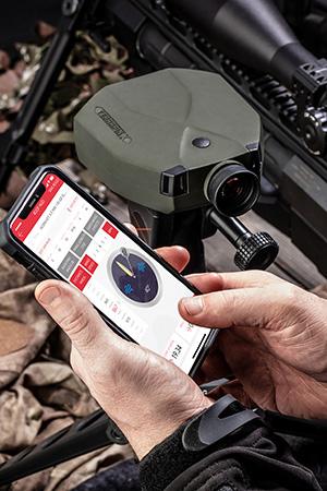 Hornady® 4DOF® Ballistics App Now Communicates with Terrapin X