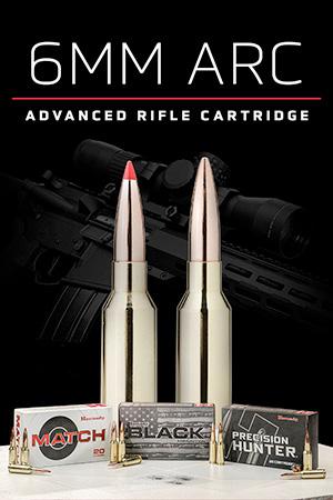 Hornady® 6mm ARC Wins Ballistic Best