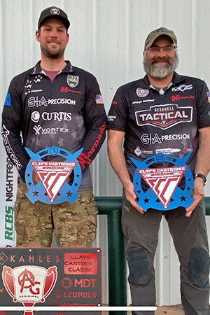 Hornady® Shooters Excel at Clay's Cartridge Classic PRS Match
