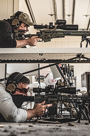Team Hornady® Shooters Dominate at Real World Sniper Challenge