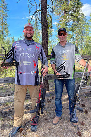 Team Hornady® Shines at Snipers Hide Cup Team Match