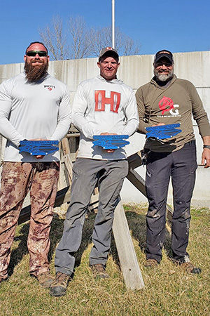 Hornady® Shooters Dominate at Vapor Trail Steel PRS Match