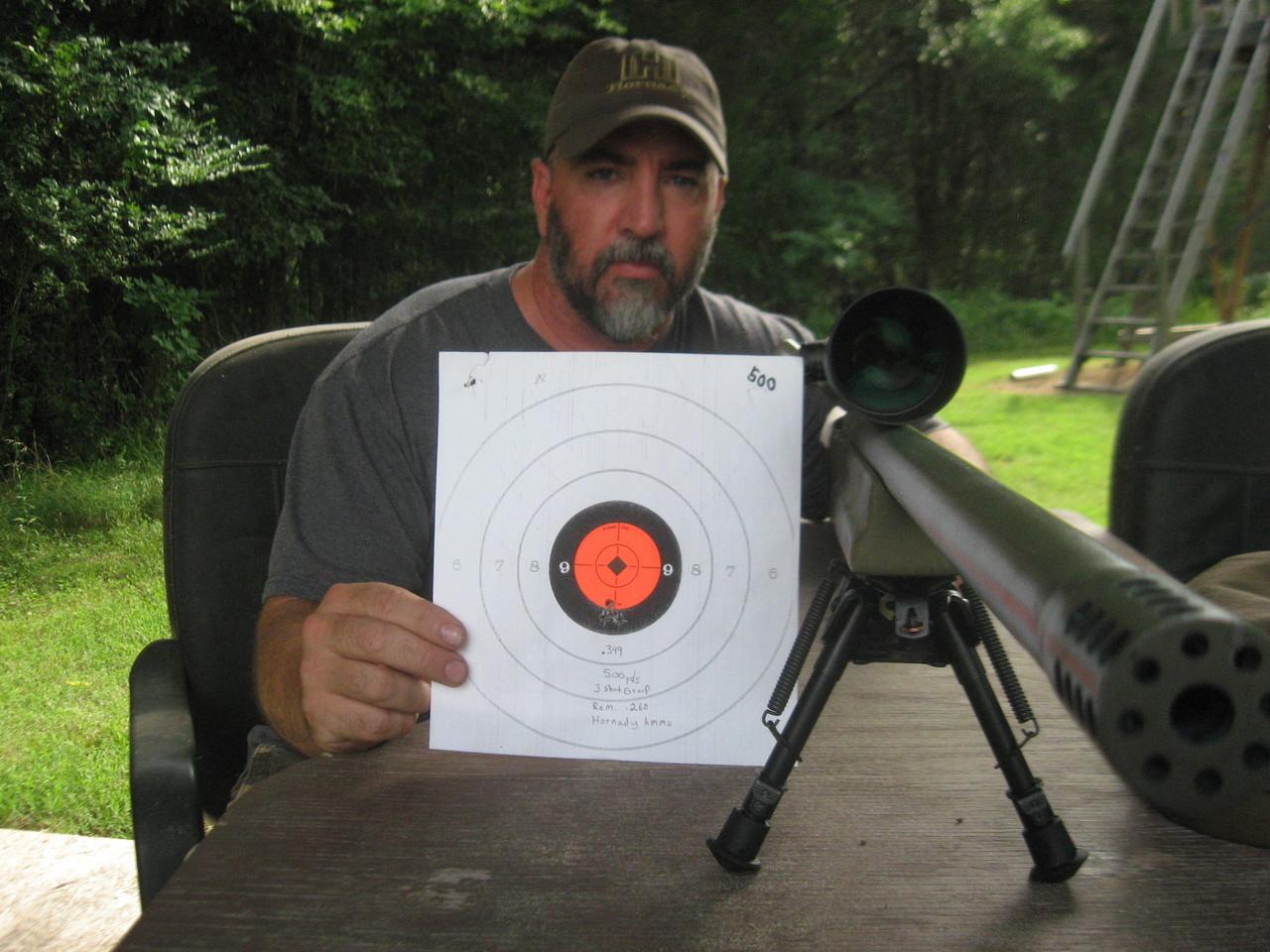 100 300 500yd rifle egg shoot