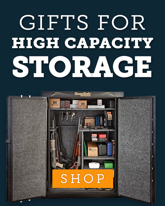 Gifts for High Capacity Storage