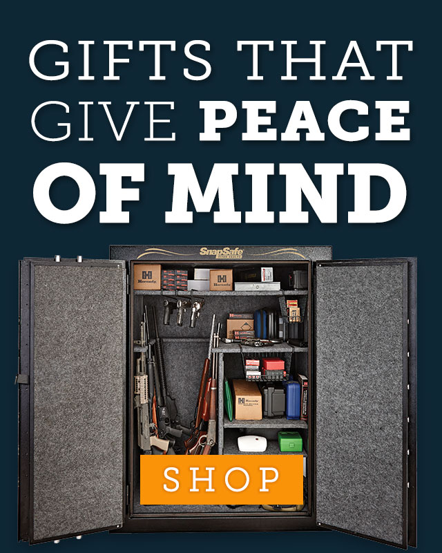 Gifts that give Peace of Mind