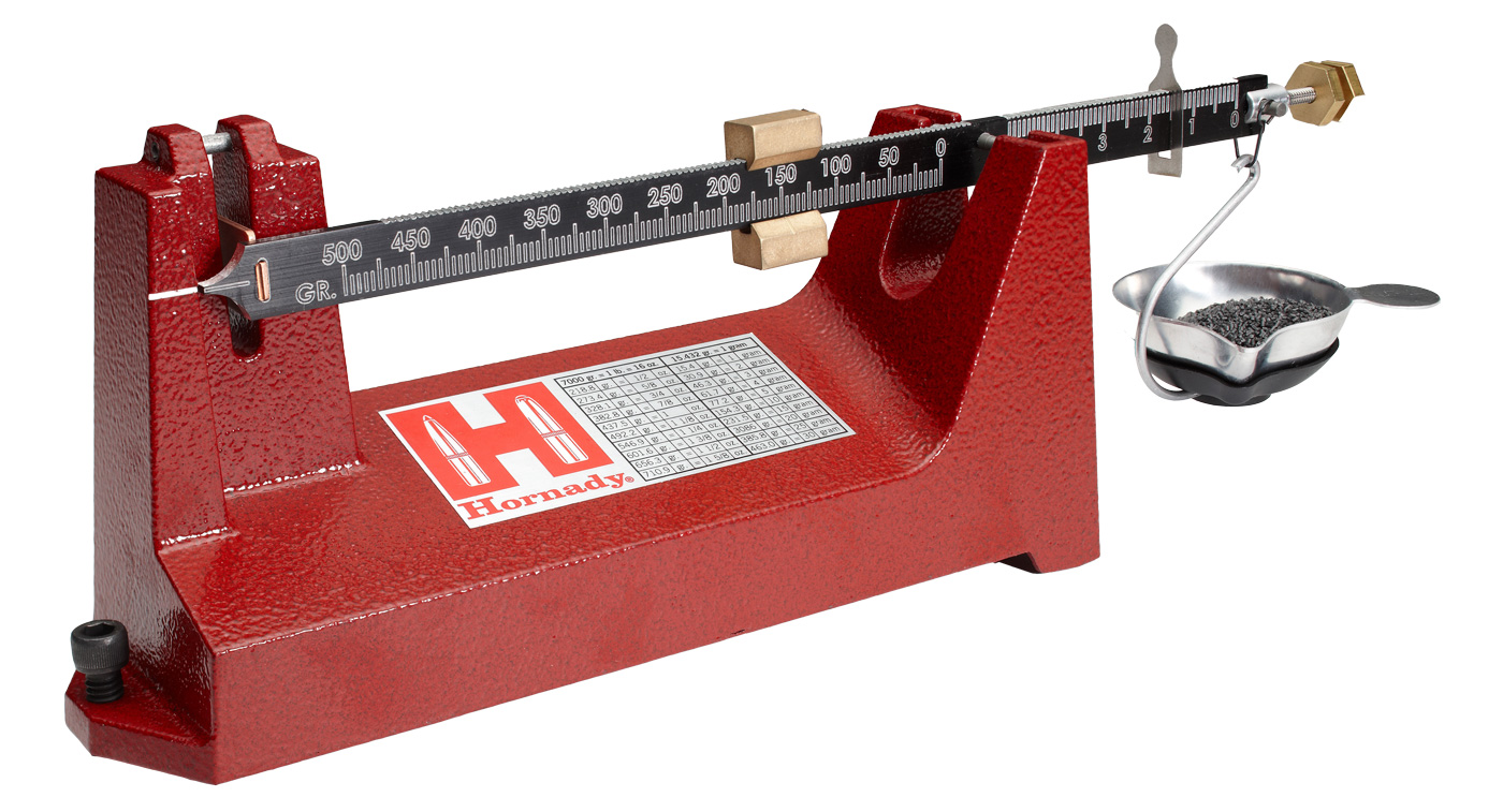 Photo of Lock-N-Load Balance Beam Scale